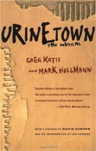 Urinetown book cover