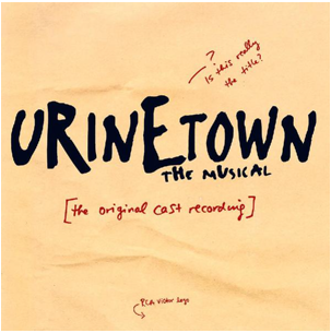 urinetown cd cover