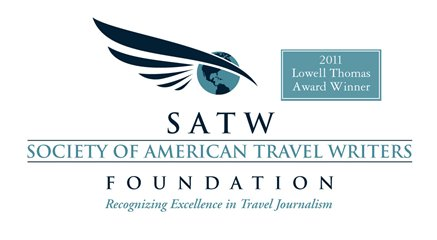Society of American Travel Writers logo