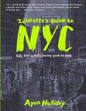 Zinester's Guide to NYC cover